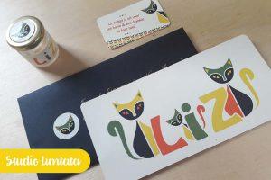 Geboortekaartje Liz