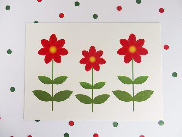 Wenskaart-Dahlia-liggend-confetti