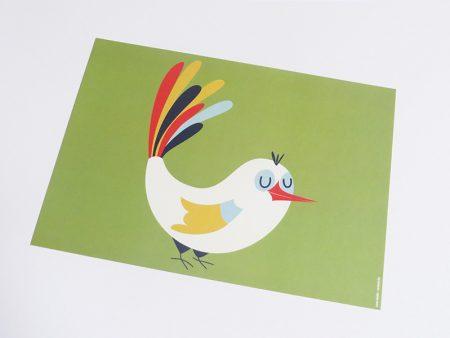 Prent-kinderkamer-vogel-max-2