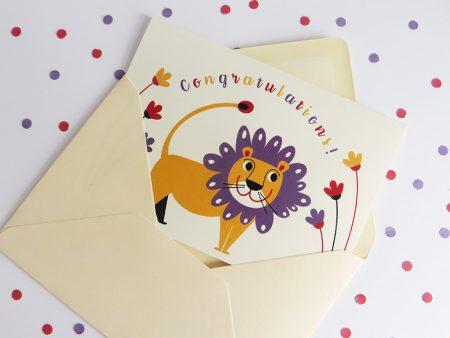 Wenskaart-leeuw-in-envelop