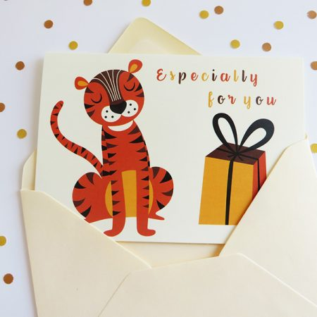Wenskaart-tijger-in-envelop