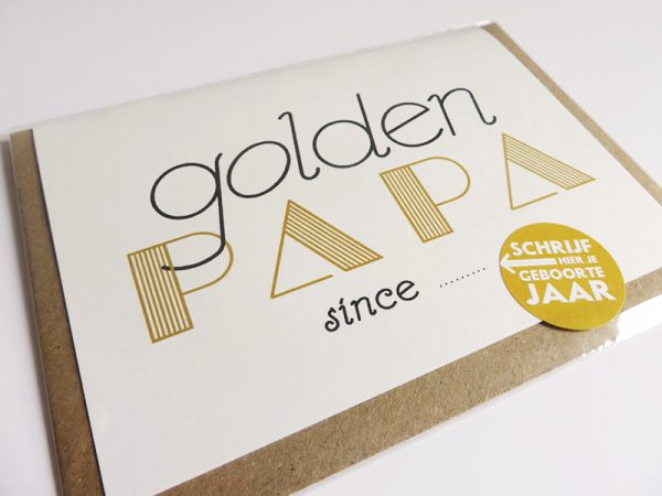 Golden-papa-Wenskaart-Vaderdag-7