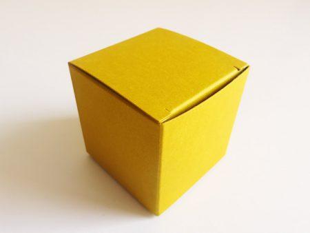 Doopsuiker doosje vierkant
