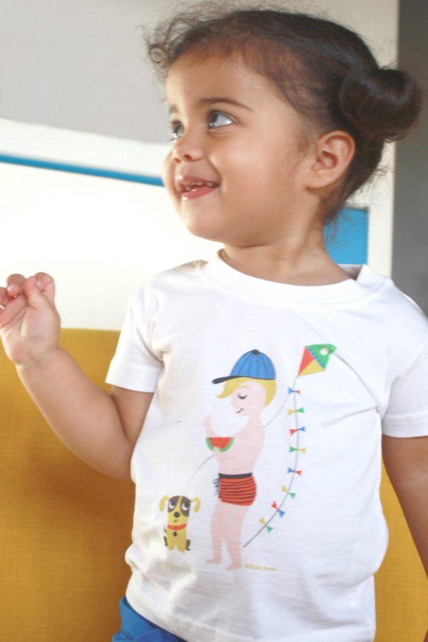 Good doggy T-shirt - Meisje van 2 jaar en 3 maand oud
